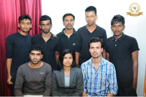 SPA COURSE IN BANGALORE We Academy Group